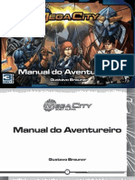 3dt alpha - manual do aventureiro mega city- taverna do elfo e do arcanios 1