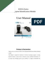 SFG R303A User Manual