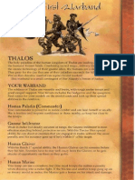 Chainmail Warband - Thalos