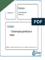 Aula_009 - Transformacoes geometricas no espaco.pdf