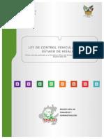 19 LEY DE CONTROL VEHICULAR PARA EL ESTADO DE HIDALGO.pdf