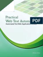 Web Test Automation