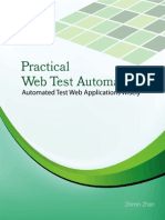 Web Test Automation
