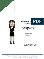 ENSAYO_TIPO_SIMCE_MATEMATICA_4BASICO_GRATUITO.doc