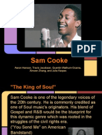Final Pres - Group 5 - Sam Cooke