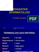 PENGANTAR SPERMATOLOGI