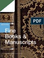 Fine Books & Manuscripts   Skinner Auction 2764B