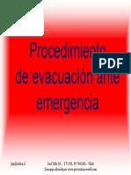 PROCEDIMIENTO DE EVACUACION ANTE EMERGENCIA.pdf