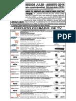 LISTA DE PRECIOS JULIO - AGOSTO  2014 PRECIOS.pdf