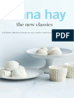Recipes from The New Classics by Donna Hay