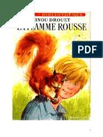 IB Drouet Minou La flamme rousse 1968.doc