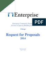 Enterprise Rfp 2014 Chicago