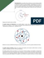 El modelo atómico de Bohr o de Bohr.docx