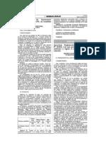 MINSA - Decreto Supremo N° 28-2014-SA - Reglamento de la Ley N° 29662 - Ley que prohíbe el asbesto anfíboles y regula el uso del asbesto crisolito.pdf
