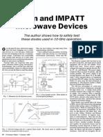 Gunn and IMPATT Microwave Devices.pdf