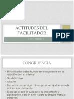 Características Del Facilitador