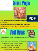 An Inspiring Festival Celebrated in the Hindu Tradition Auspicious Day