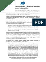 Relato Sntp Ante Cidh. Ataques Funcionarios Públicos. Washington 28 Octubre 2014