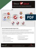 ActiveDocs Opus Brochure A4