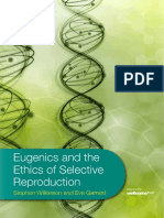 Eugenics and the Ethics of Selective Reproduction Low Res