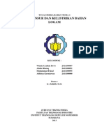 Struktur Dan Sifat Logam (1)