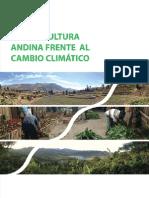 La Agricultura Andina Frente Al Cambio Climático
