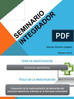 SEMINARIO INTEGRADOR
