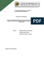 Metodologia de Investigacion Gas