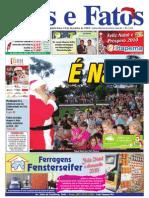 Jornal Atos e Fatos - Ed 655 - 24-12-2009