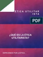 etica utilitarista