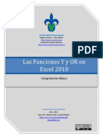 TutorialLasFuncionesYyORenExcel2010