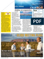 Business Events News for Wed 29 Oct 2014 - Capitalise on expansion, AIME buyer reg open, Thai MICE growth, Partner Up, and much more