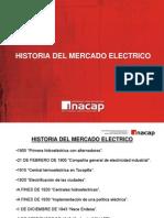 Historia Del Mercado Electrico
