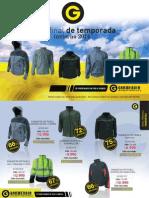 Catalogo Liquidación Invierno 2014