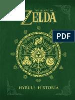 [Zelda.com.Br] Hyrule Historia v1.0