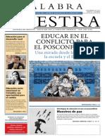 postconflicto y educacion