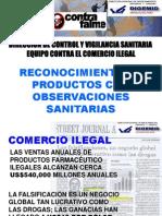 reconocimiento de medicamentos ilegales.ppt
