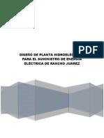 Protocolo de Generadores Hidroelectricos