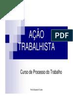 Acao Trabalhista 2014 2