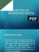 Conceptos de Marketing Digital