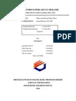 Laporan Filter Press