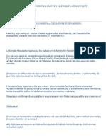 Informe Misionero de Haiti - Diciembre 2009