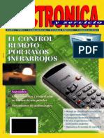 Control remoto por rayos infrarrojos