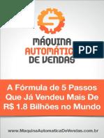 MAV Formula de 5 Passos