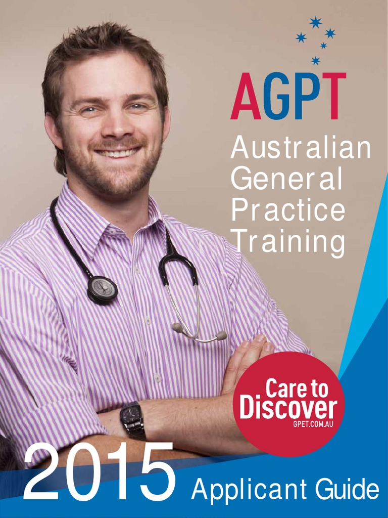 2015 agpt applicant guide web general practitioner physician rh scribd com