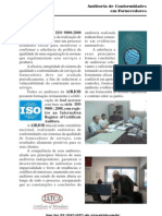 AUDITORIAS EM FORNECEDORES - AIRJOB