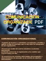 8.- COMUNICACION ORGANIZACIONAL