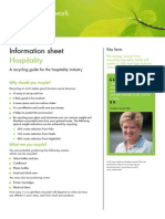 Recycle at Work - Hospitality.pdf