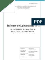 115971825 Informe N 1 Quimica Analitica II 2012