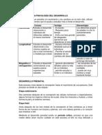 Métodos en La Psicología Del Desarrollo